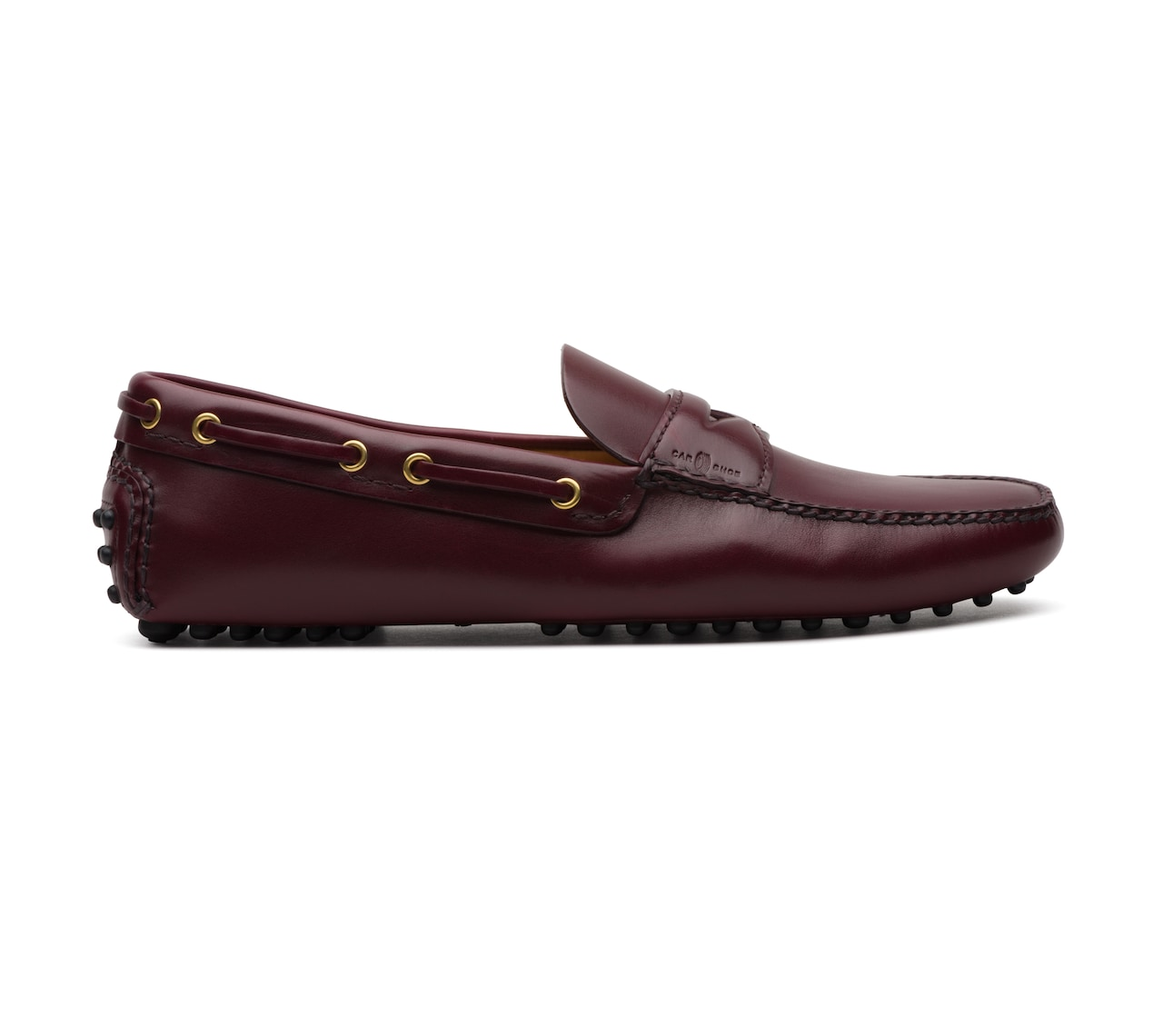 DRIVING SHOES SOFT CALF BURGUNDY