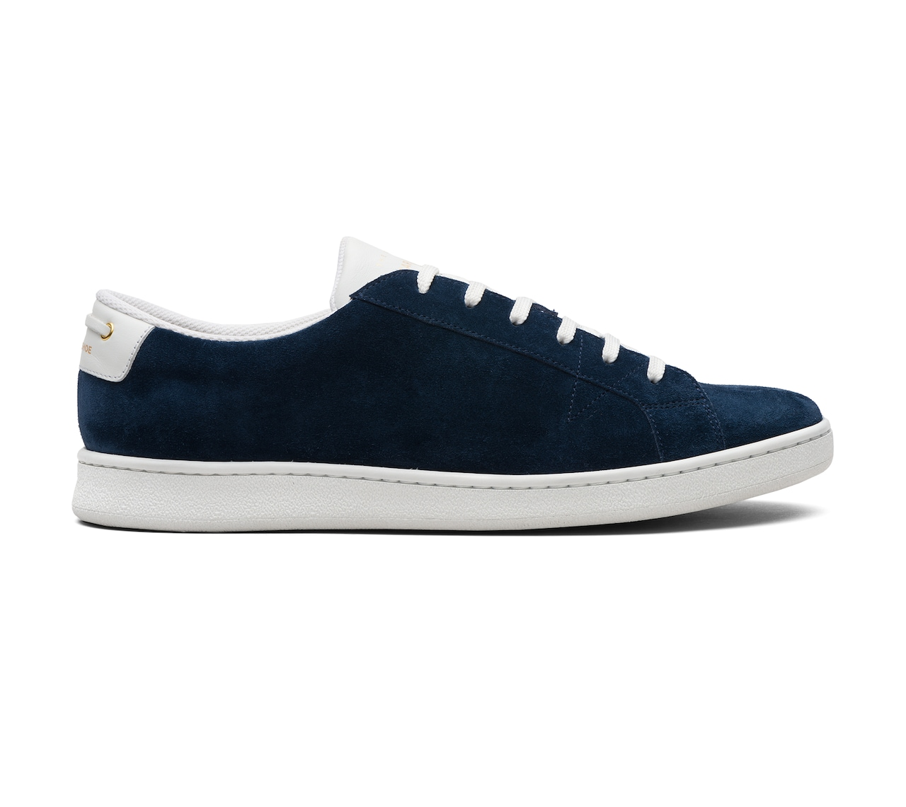 SNEAKERS SUEDE BLUE
