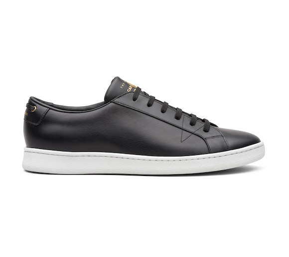 SNEAKERS CALF LEATHER